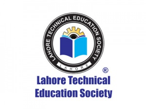 lahore technical education Logo Designing