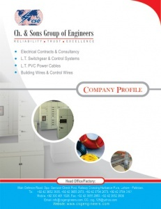 CSG Engineers - Lahore