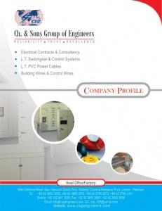 CSG Engineers - Lahore
