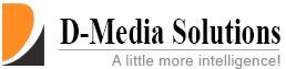 D-Media Solutions logo