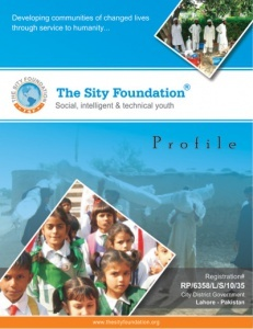The Sity Foundation - Lahore