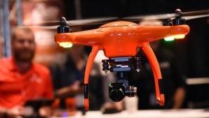 Sweden bans cameras on drones