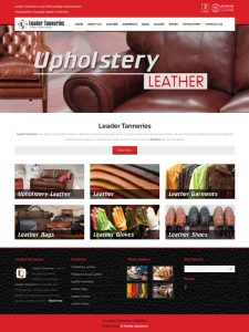 leader tanneries