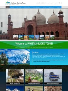 pakistan guided tours