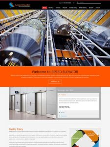 speed elevator