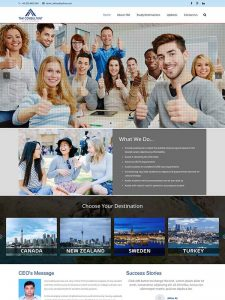 Tak Consultant - Lahore - Web Development