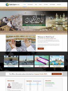 World Tours - Web Designing & Web Development